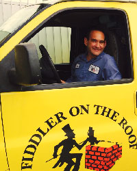 Meet Our Team Fiddler On The Roof Chimney Service Los